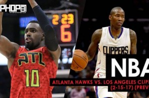 NBA: Atlanta Hawks vs. Los Angeles Clippers (2-15-17) (Preview)