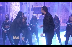 """Watch Keyshia Cole Perform """"You"""" With Remy Ma & French Montana On """"The Real"""""""
