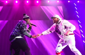 Chris Brown Announces 'The Party Tour' With 50 Cent, Fabolous, French Montana & More!
