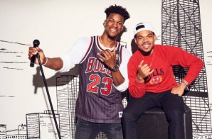 No Labels: Chance the Rapper & Jimmy Butler Talk Donald Trump, The Link Between Sports & Hip-Hop, Chicago & More with ESPN's The Undefeated's Justin Tinsley
