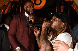 LeBron Helps Reunite Lil Wayne and the Hot Boys During All-Star Weekend!
