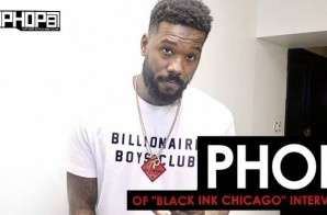 "Phor of VH1's ""Black Ink Chicago"" Exclusive HipHopSince1987 Interview"