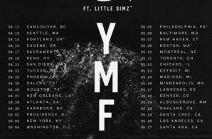 Ab-Soul Will Hit The Road For 'YMF' Tour