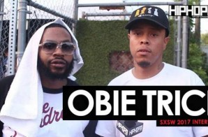 """Obie Trice Talks Where He Has Been, His New Project """", Detroit's Music Scene & More (Video)"""