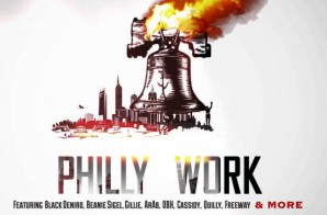 Black Deniro – Philly Work (Mixtape)