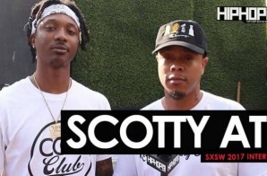 Scotty ATL Talks New Music with Organized Noize, His Cloud 9 & Curious George Cannabis Strains & More (Video)
