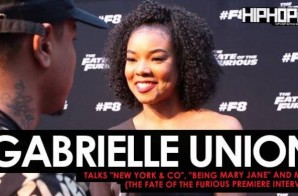 """Gabrielle Union Talks New York & Co, """"Being Mary Jane"""" & More at The Fate of The Furious """"Welcome to Atlanta"""" Private Screening (Video)"""