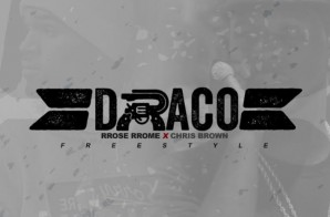 "Chris Brown Links Up With BK's RRose RRose For Their ""Draco"" Freestyle"