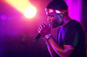 Frank Ocean Pulls Out of Another Festival!