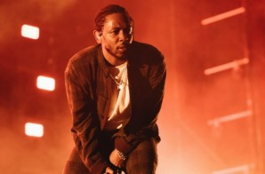 Watch Kendrick Lamar Perform At Rolling Loud Festival!
