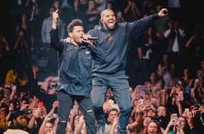 """Drake & The Weeknd Perform """"Crew Love"""" For First Time in 3 Years!"""