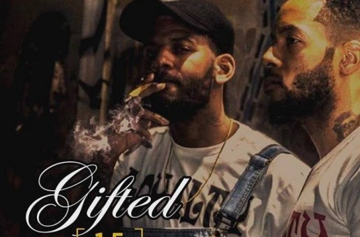 Shad Notes & Tee Pimpin – Gifted 1.5 (Mixtape) Hosted By DJ Nophrillz
