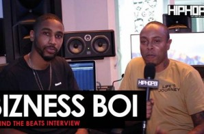 HHS1987 Presents: Behind The Beats With Bizness Boi (Video)