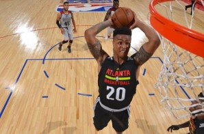 John Collins Named to MGM Resorts NBA Summer League 2017 First Team