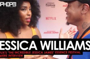 "Jessica Williams Talks ""The Incredible Jessica James"", Her Perfect Man & More at Netflix's ""The Incredible Jessica James"" Essence Festival Premiere (Video)"