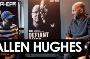 """Allen Hughes """"The Defiant Ones"""" Interview with HipHopSince1987"""
