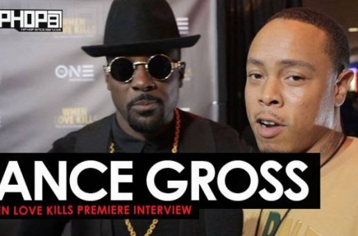 "Lance Gross Talks Channeling His Role As a Pimp, Working With Lil Mama, Learning From Tasha Smith & More at the ""When Love Kills"" Premiere in Atlanta (Video)"