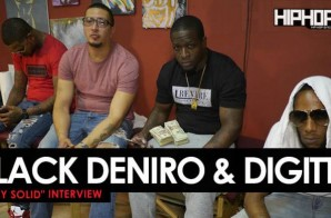 """Black Deniro & Digitts """"Stay Solid"""" Interview with HipHopSince1987"""