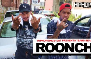 """HipHopSince1987 Presents """"Bars Season"""" with Roonchi"""