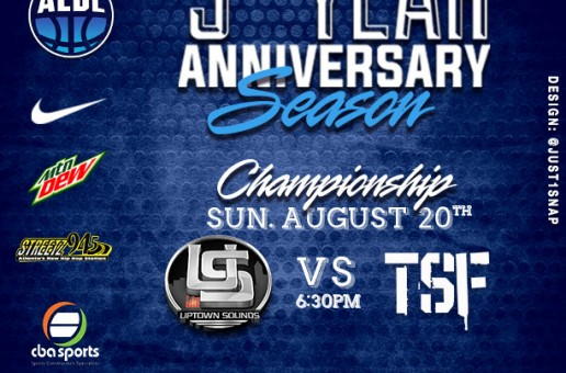 Today Lou Will & Kyrie Irving Face Off Against Mike Scott & Shelvin Mack at the AEBL Championship
