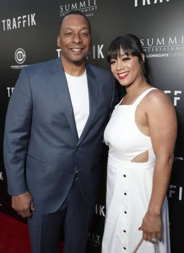 Deon-Taylor-364x500 Omar Epps, Paula Patton & More Celebrate the New Film 'TRAFFIK' at the Los Angeles Premiere (Photos)