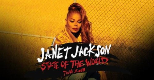 "janet-500x261 Janet Jackson Extends Her ""State Of The World"" Tour This Summer; Tickets On Sale 4/27"