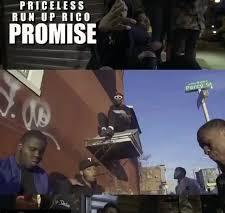 Run Up Rico Ft Priceless – Promise (Official Video)
