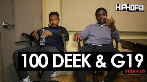 G19 & 100 Deek Interview with HipHopSince1987