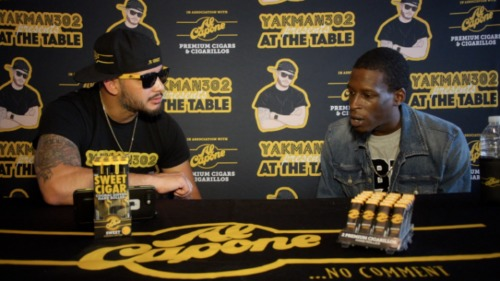 "Yakman302 ""At The Table"" – Razor Interview Presented by HipHopSince1987"