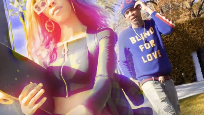 Kazzie feat. Rico Nasty – Think Im In Love ( Official Video )