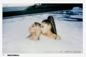 "Nicki Minaj – ""Bed"" feat. Ariana Grande (Official Video)"