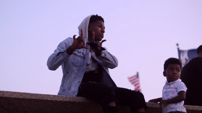 Nba Youngboy – Drawing Symbols (Video)