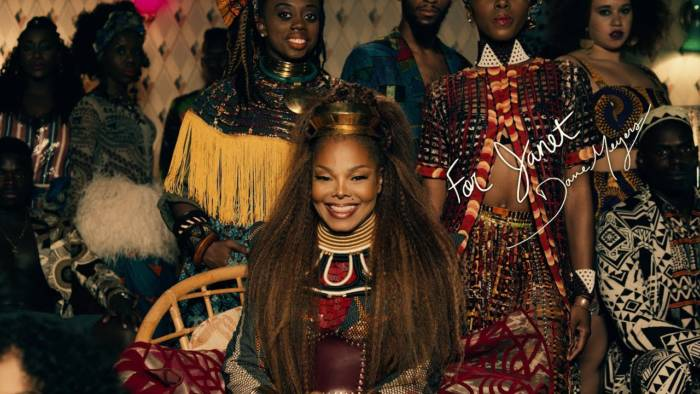Janet Jackson x Daddy Yankee – Made For Now (Official Video)