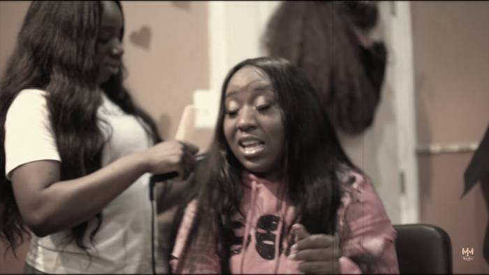 Lil Sis – Busy (Official Video)