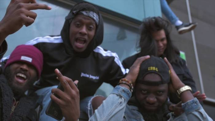 Drixxie – On The Block (Official Video)