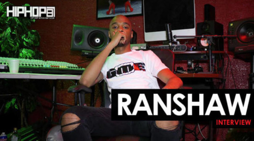 Ranshaw Interview with HipHopSince1987