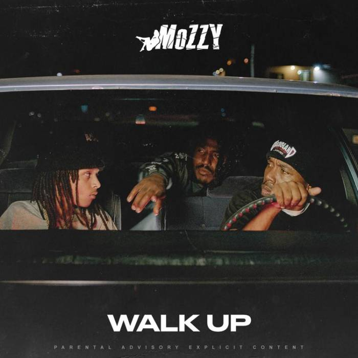 Mozzy – Walk Up (Video)