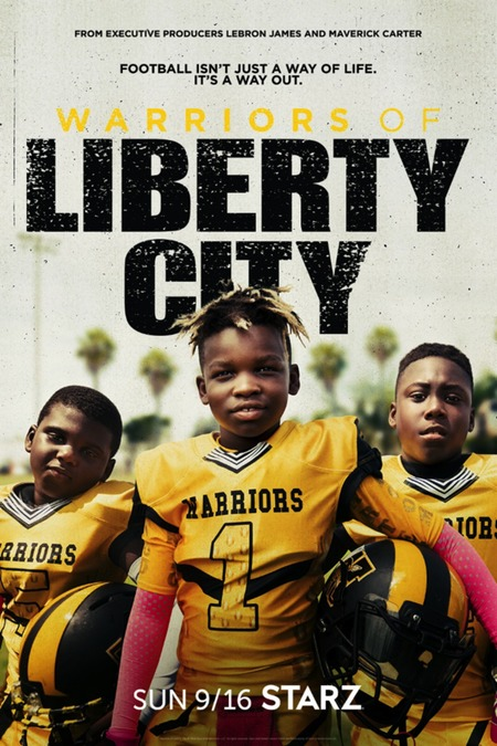 """Luther """"Uncle Luke"""" Campbell & Lebron James Presents: Warriors of Liberty City (Trailer)"""