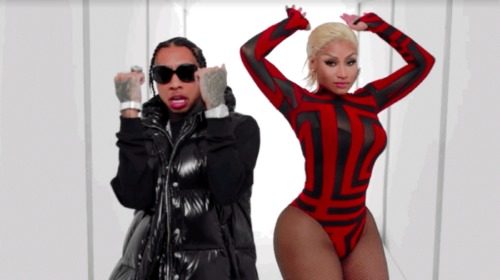 Tyga – Dip (Remix) Ft. Nicki Minaj (Video)