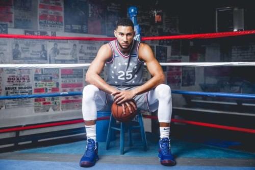 """ben-creed-500x333 ADRIAN: The Philadelphia Sixers Have Unveiled Their New City Edition Uniforms Inspired by """"Rocky"""" & Creed"""" Films"""