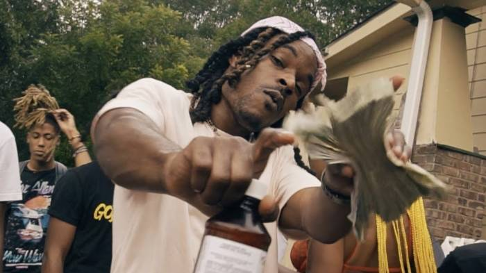 Shad Da God – Strawberry Syrup (Video)