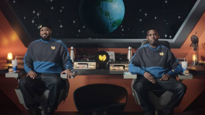 """RZA, GZA, & Ghostface Killah """"Wu Tang in Space Eating Impossible Sliders;"""" Ep. 1"""