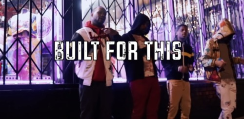 HB Hank, Daj Mac & Kaleigh Boi – Built for This (Music Video Dir. by Celly Films)