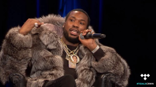 CRWN: Meek Mill (Video)