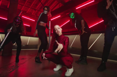 Bhad Bhabie – Babyface Savage Ft. Tory Lanez (Video)
