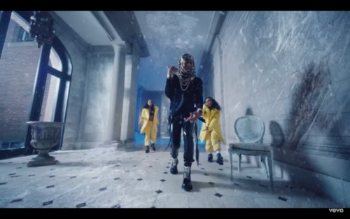 Future – Crushed Up (Video)