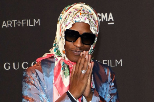 "A$AP Rocky Debuts New Song ""Babushka"" In Minneapolis! (Video)"