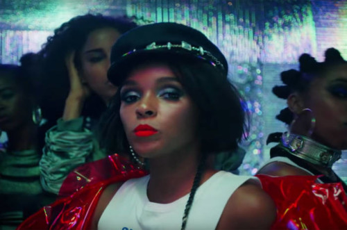 Janelle Monae – Screwed (Video)