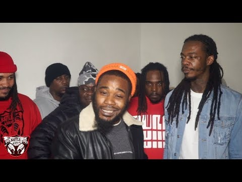 "The Battle Academy Presents ""Nightmare In Philly"" – Frank Wit Da Grippaz Gone Freestyle"