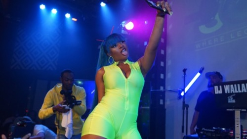 Hot 97's Pre-Summer Jam Party w/ Megan Thee Stallion + DSJ Semi Finalist Competition @ SOB's (Recap)